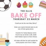 The Ellis Bake Off