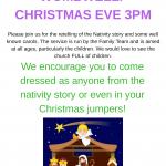 St. Mary's Church Christmas Eve Service