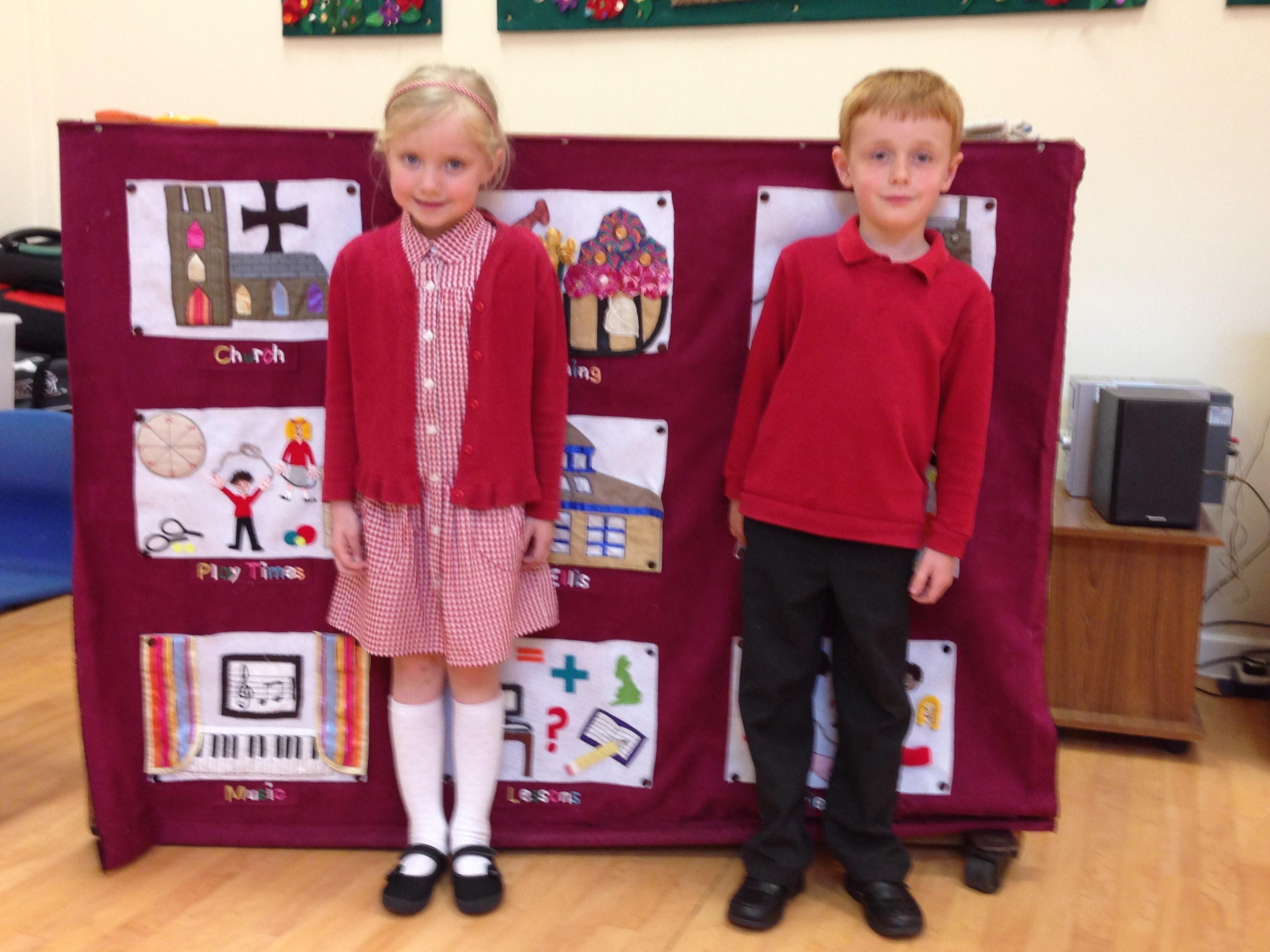 School Uniform Ellis Church Of England Primary School